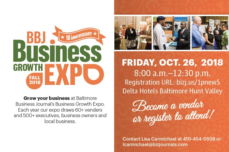 BBJ 2018 10th Anniversary Business Growth EXPO, register here